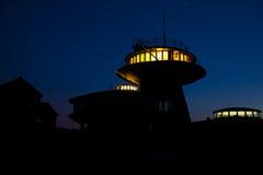 Observatorium lizenzfreie stockfotos