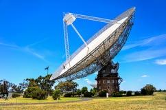Observatorium för CSIRO Parkes Royaltyfria Foton