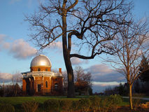 Observatory. In afternoon light Stock Photo