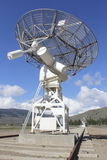Observatory Antennae. A Radio Astrophysical antennae located near Okanagan Falls in British Columbia, Canada Royalty Free Stock Photography