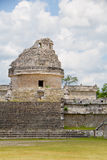 Observatory at Chichen Itza Stock Photography