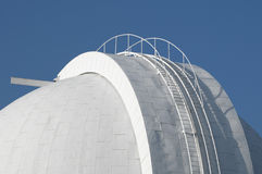 Observatory Dome Royalty Free Stock Photography