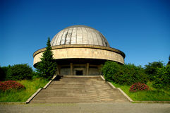 Observatory front view Royalty Free Stock Photography