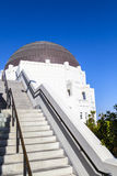 Observatory in Griffith park Stock Photography