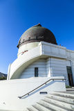 Observatory in Griffith park in Los Royalty Free Stock Photo