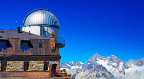 Observatory Royalty Free Stock Photo