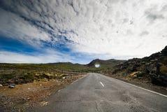 Observatory in La Palma Stock Image