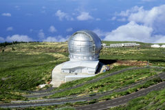 Observatory la palma Stock Photo