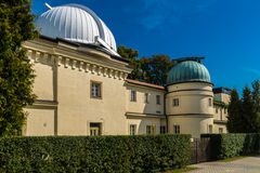 Observatory on Petrin Hill, Prague. Stock Photo