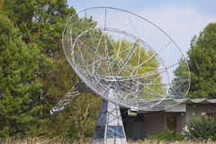 Observatory for Solar Radio Astronomy Royalty Free Stock Photography