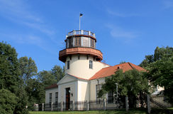 OBSERVATORY IN TARTU Stock Photography