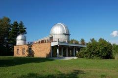Observatory Valasske Mezirici Royalty Free Stock Images