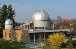 Observatory Valasske Mezirici Stock Image
