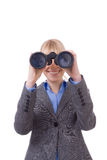 Observe it !! Stock Photography