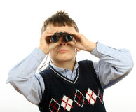 Observer Royalty Free Stock Photography