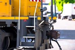 Observez votre locomotive d'étape Image libre de droits