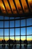 Obserwacja pokładu punkt widzenia Zdjęcie Royalty Free