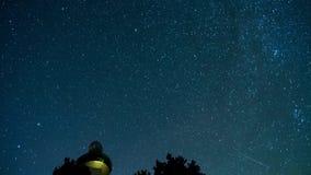 Obserwatorium i gwiazd upływ zbiory wideo