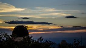 Obserwatorium UFMG, Caeté minas gerais Brazylia Zdjęcie Stock