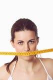 Obsesión de la dieta Foto de archivo libre de regalías