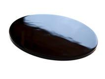 Obsidian καθρέφτης Στοκ Εικόνα