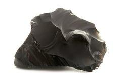 obsidian Στοκ φωτογραφία με δικαίωμα ελεύθερης χρήσης