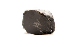 Obsidian mineral samples Royalty Free Stock Image