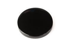 Obsidian spiegel Royalty-vrije Stock Afbeeldingen