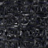 Obsidiana Fotografia de Stock Royalty Free