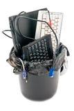 Obsolete hardware Stock Photo