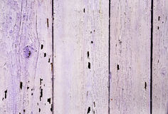 Obsolete painted planks Royalty Free Stock Photography