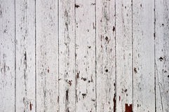 Obsolete painted planks Royalty Free Stock Photos