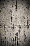 Obsolete painted wood. Obsolete weathered cracked white painted wood background Stock Photography