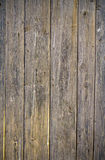 Obsolete plank. Architecture background - obsolete grey planks Royalty Free Stock Image