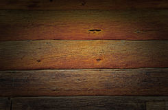 Obsolete wooden logs Royalty Free Stock Images