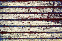 Obsolete wooden wall, textured background Royalty Free Stock Images