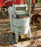 An obsolete wringer washing machine Royalty Free Stock Image