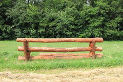Obstáculo da equitação Imagens de Stock Royalty Free