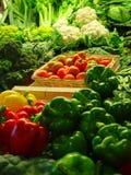 Obst und Gemüse Stockfotos