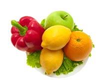 Obst und Gemüse. stockfotos