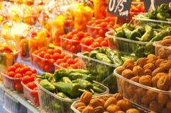 Obst und Gemüse Lizenzfreie Stockfotografie