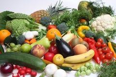 Obst und Gemüse Lizenzfreies Stockfoto