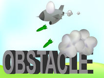 Obstacle Royalty Free Stock Photos