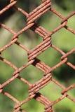 Obstacle rouillé Photos stock