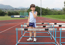 Obstacles stock images