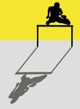 Obstacles illustration de vecteur