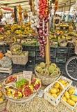 Obstmarkt lizenzfreie stockfotos