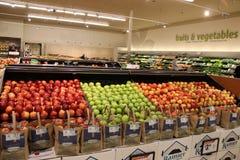 Obstmarkt Lizenzfreies Stockfoto