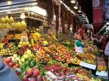 Obstmarkt Lizenzfreies Stockbild