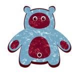 Obstraktny niedźwiedź Zdjęcie Stock